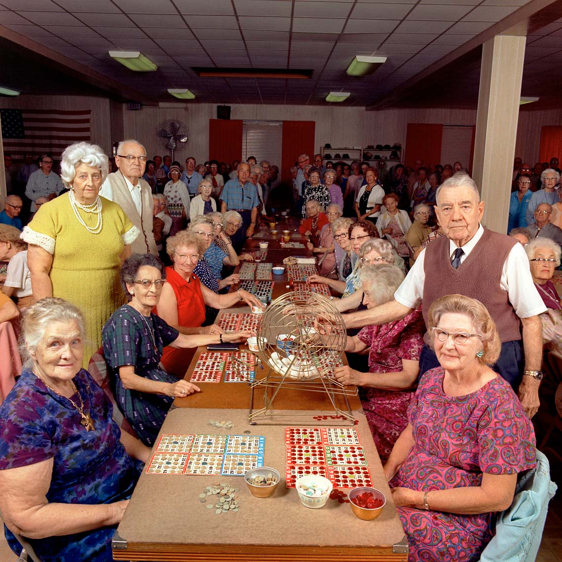 BINGO AND SHUFFLEBOARD CLUB OF ST. PETERSBURG; ST. PETERSBURG, FL