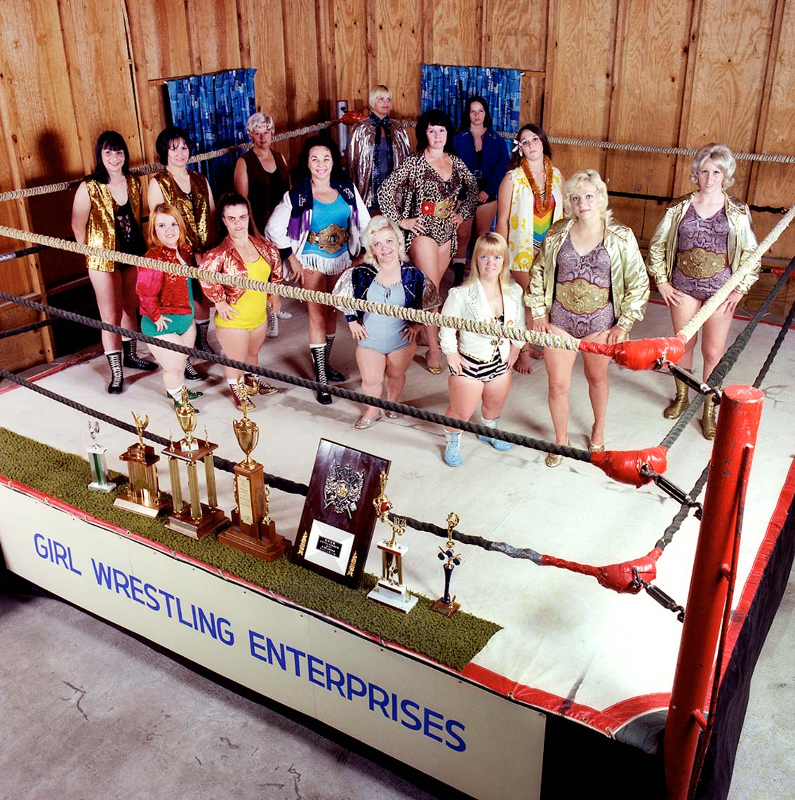 GIRL WRESTLING ENTERPRISES; COLUMBIA, SC
