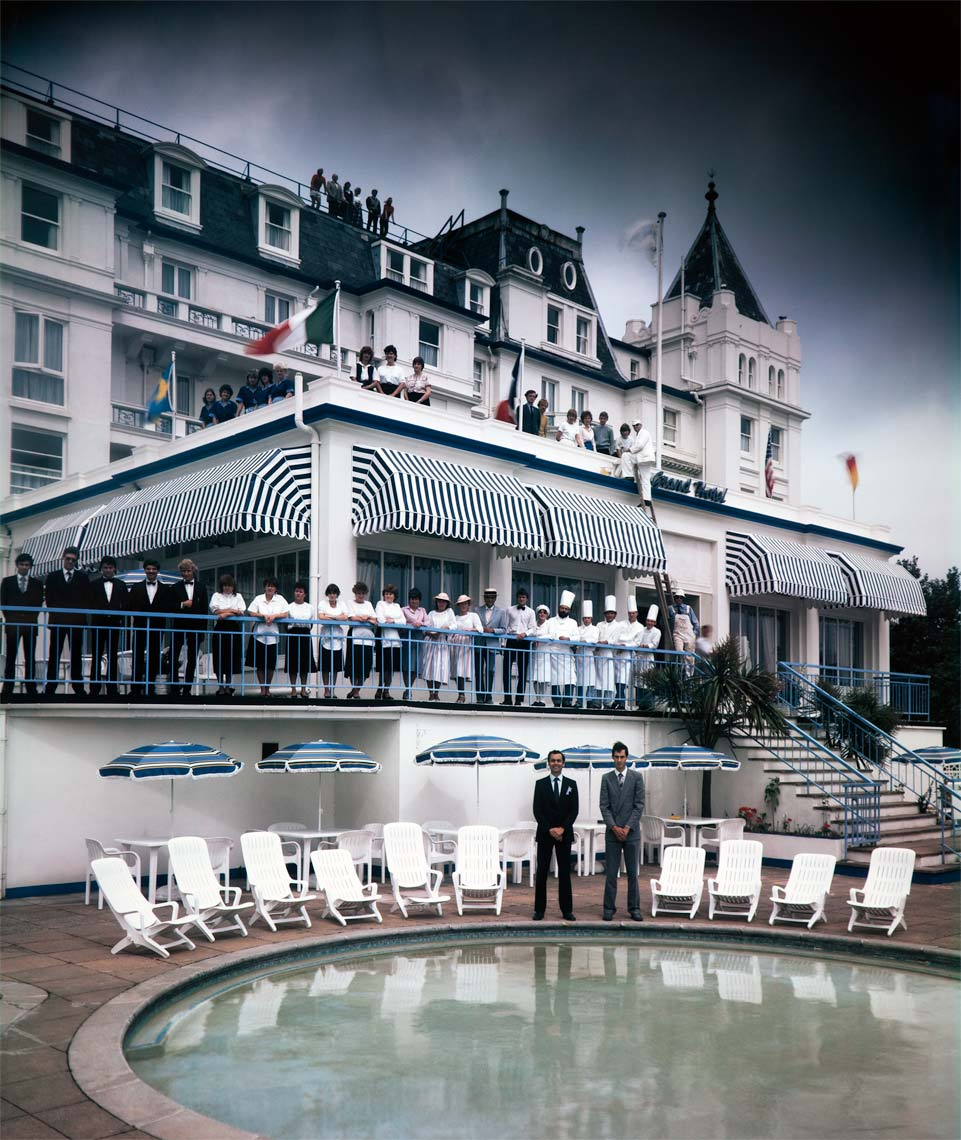 GRAND HOTEL; TORQUAY, UK