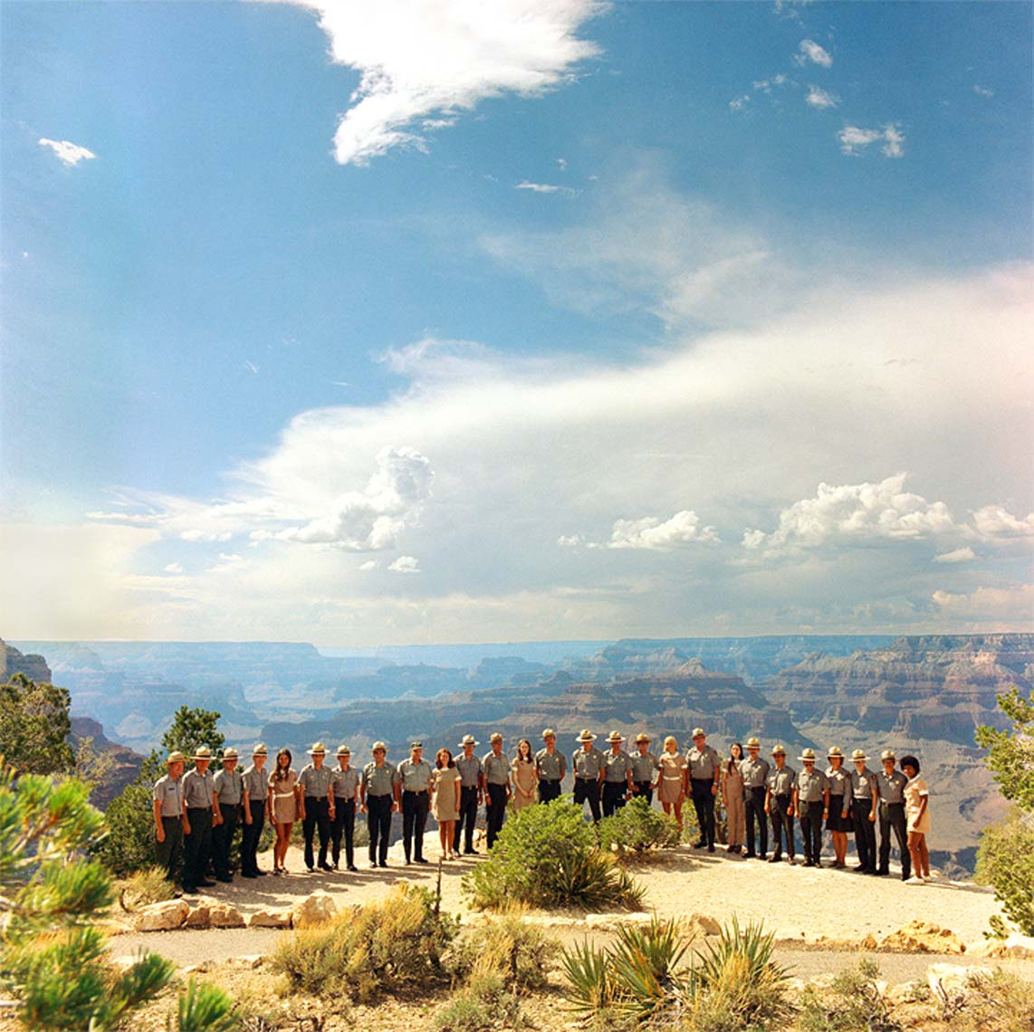 GRAND CANYON NATIONAL PARK SERVICE; GRAND CANYON, AZ