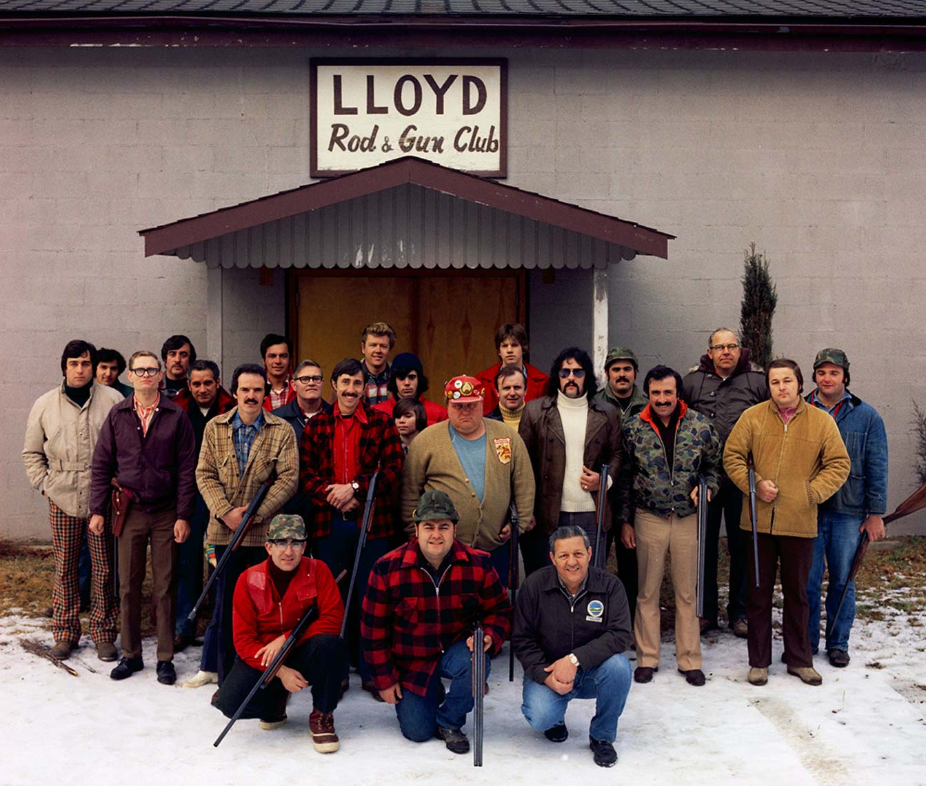 LLOYD ROD AND GUN CLUB; HIGHLAND, NY