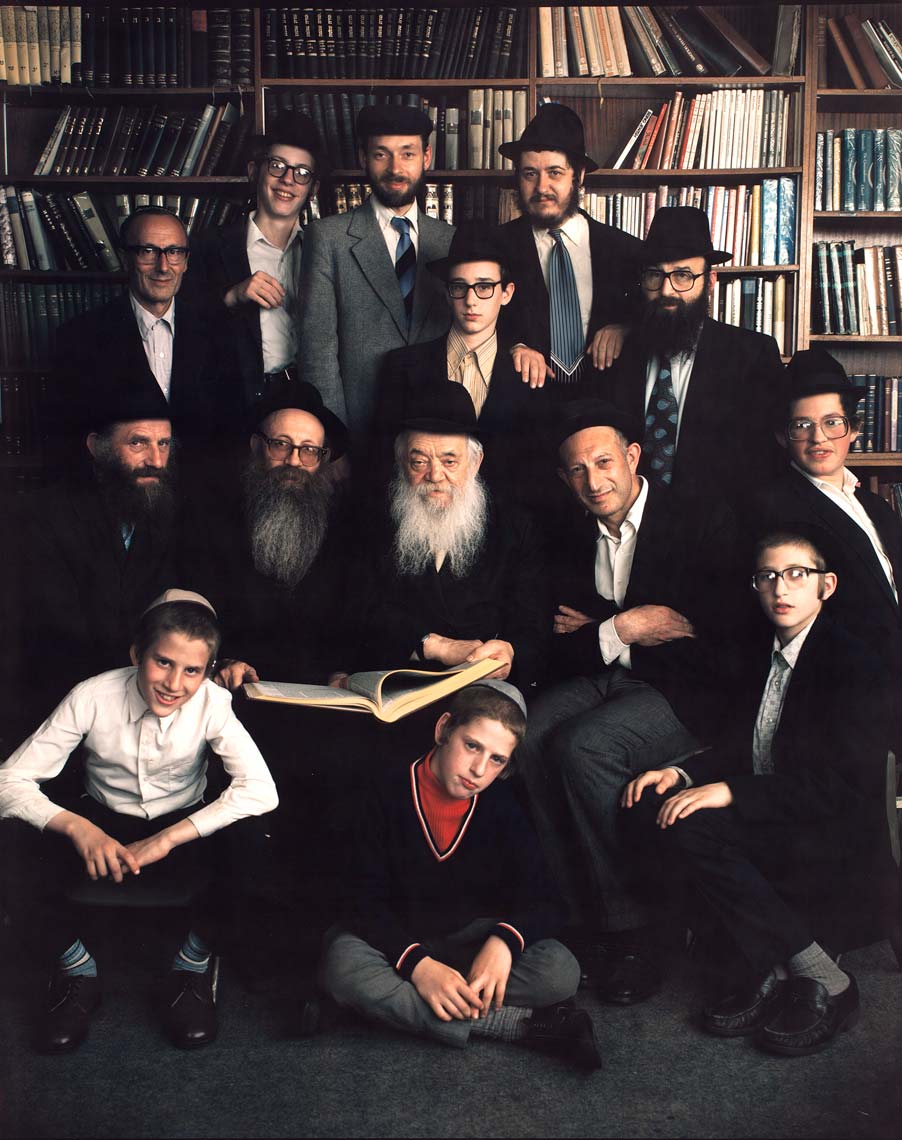 LUBAVITCH HASIDIC STUDY GROUP; STAMFORD HILL, LONDON