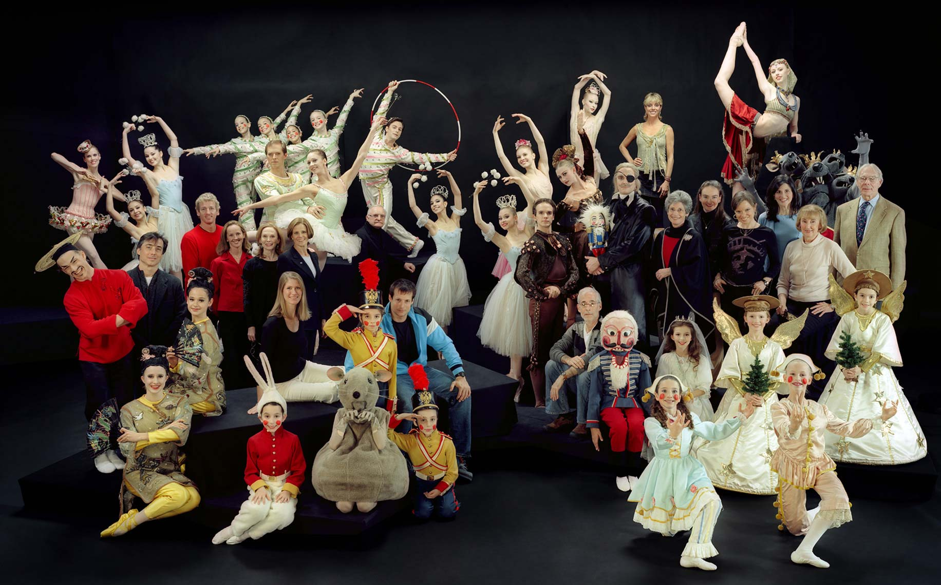 NYC BALLET / NEW YORK MAGAZINE