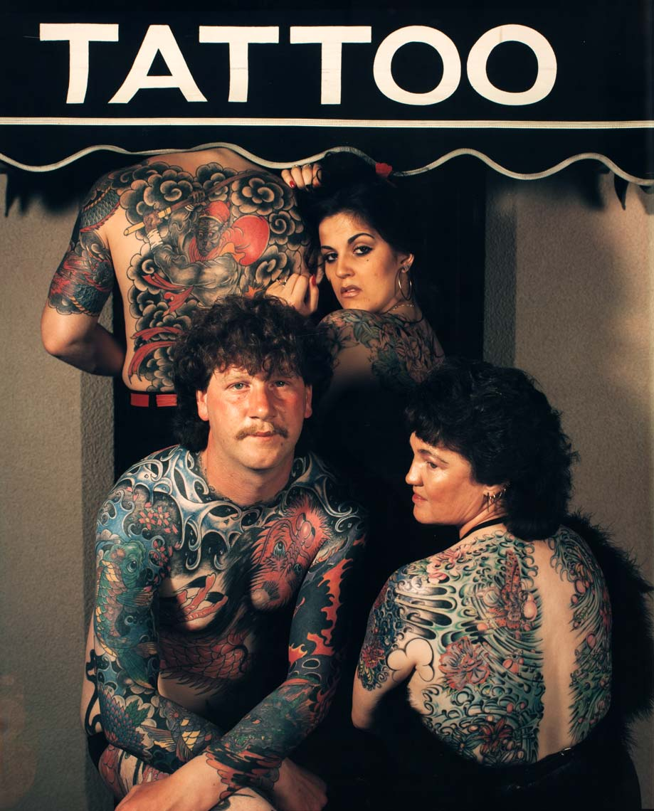 TATTOO CLUB OF GREAT BRITAIN; OXFORD, UK