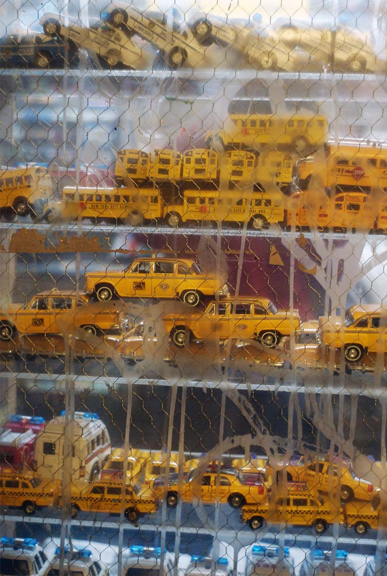 TOY TAXIS